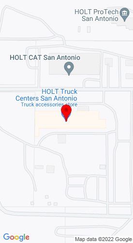 Google Map of Holt Crane & Equipment 5665 Southeast Loop 410, San Antonio, TX, 78222