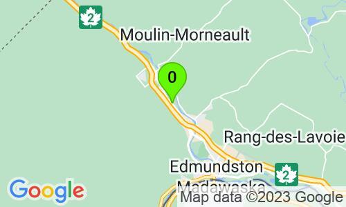 Carte du 569, boulevard Isidore-Boucher, Saint-Jacques, E7B 1G4, Nouveau-Brunswick