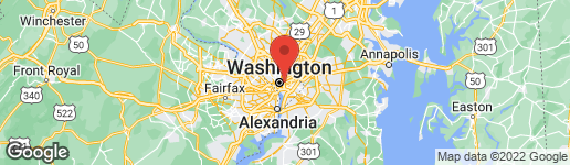 Map of 57 N STREET NW #426 WASHINGTON, DC 20001