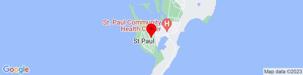 Google Map of 57.1214901, -170.2802492