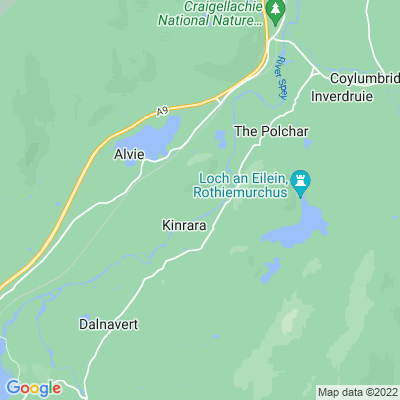 Kinrara Location