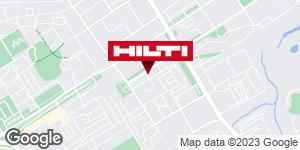 Региональный представитель Hilti в г. Тюмень