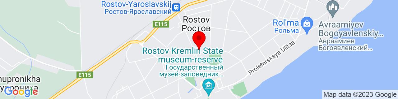 Google Map of 57.1914, 39.41394