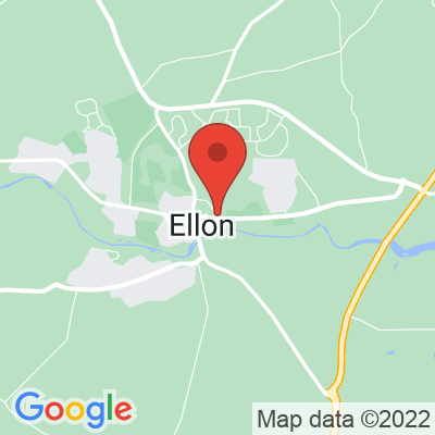 Map showing The Coffee Apothecary (Ellon)