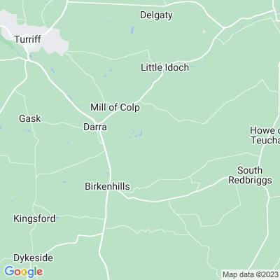Hatton Castle Location