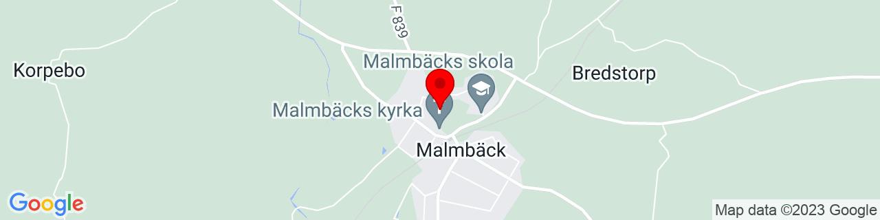 Google Map of 57.58085277777778, 14.461611111111111