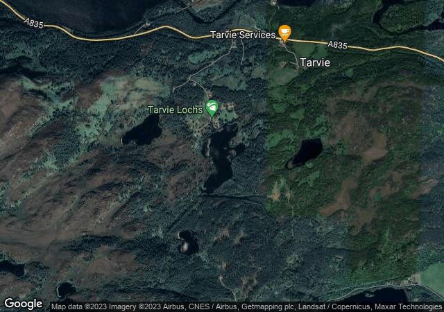 Tarvie Lochs