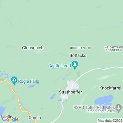 Castle Leod Location