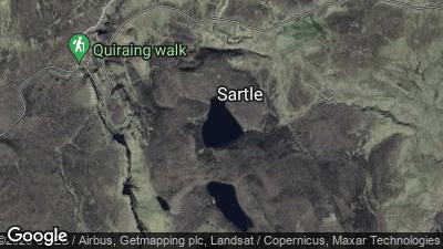 Loch Leum na Luirginn