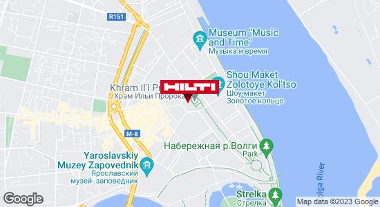 Региональный представитель Hilti в г. Рыбинск