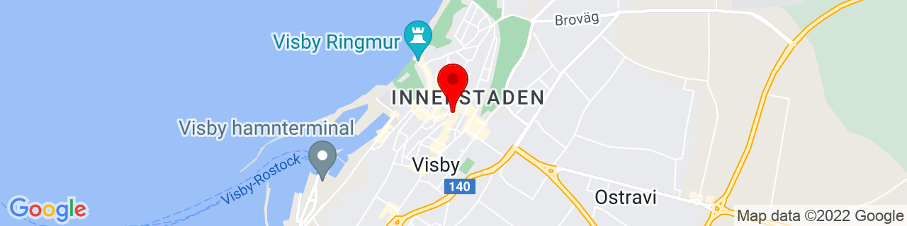 Google Map of 57.63878572075126, 18.29575538635254