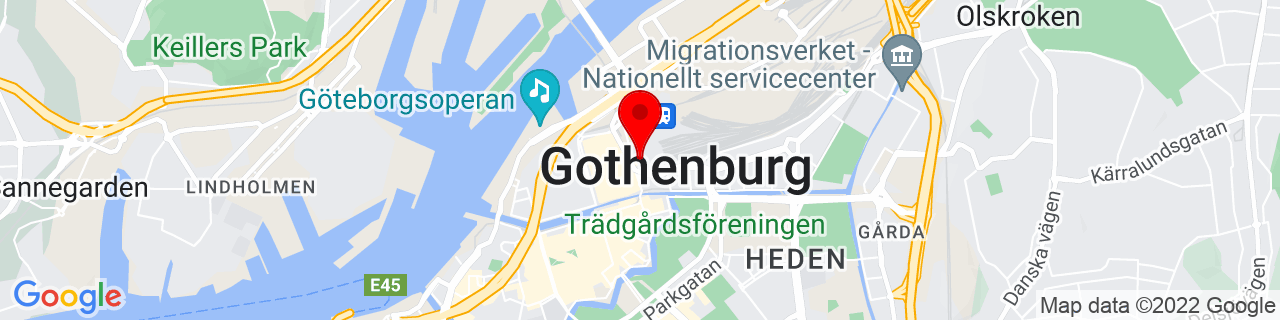 Google Map of 57.7090173780648, 11.971656095214826