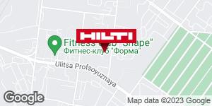 Региональный представитель Hilti в г. Кострома