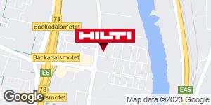 Hilti-butik Västra Frölunda