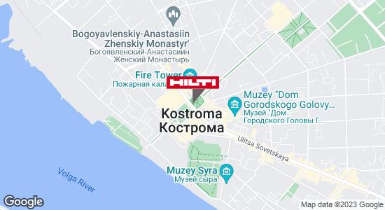 Терминал самовывоза DPD г. Кострома, тел. (4942) 300-135