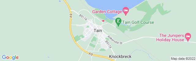 Map Of Tain