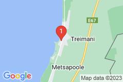 Google Map of Merenrantamökki - Treimani Pärnumaa