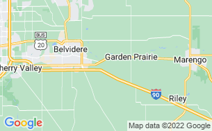 Map of Pine Country RV & Camping Resort