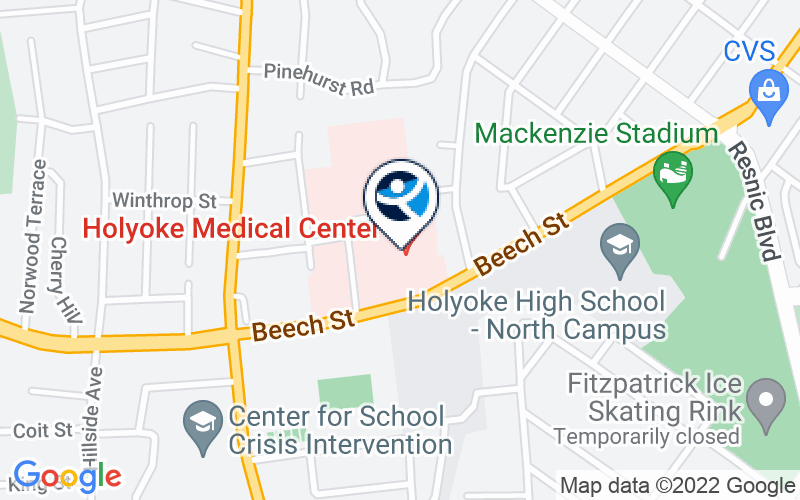 Holyoke Medical Center Location and Directions