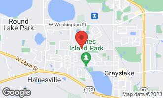 Map of 577 Jeffrey Avenue GRAYSLAKE, IL 60030