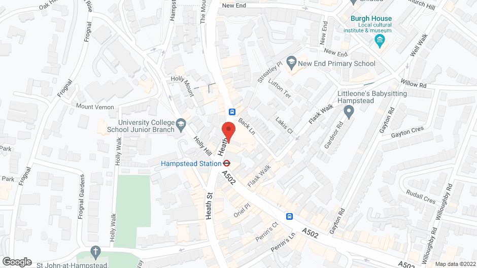 58 - 62 heath street<br/>hampstead<br/>london