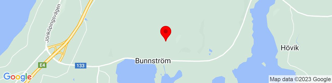 Google Map of 58.00419, 14.49174