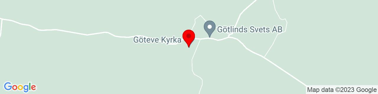 Google Map of 58.12383333333334, 13.413061111111112