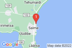 Google Map of Lomatalo Salme Saarenmaa