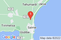 Google Map of Lomamökki - Tehumardi