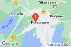Google Map of Rivitalohuoneisto - Pikk
