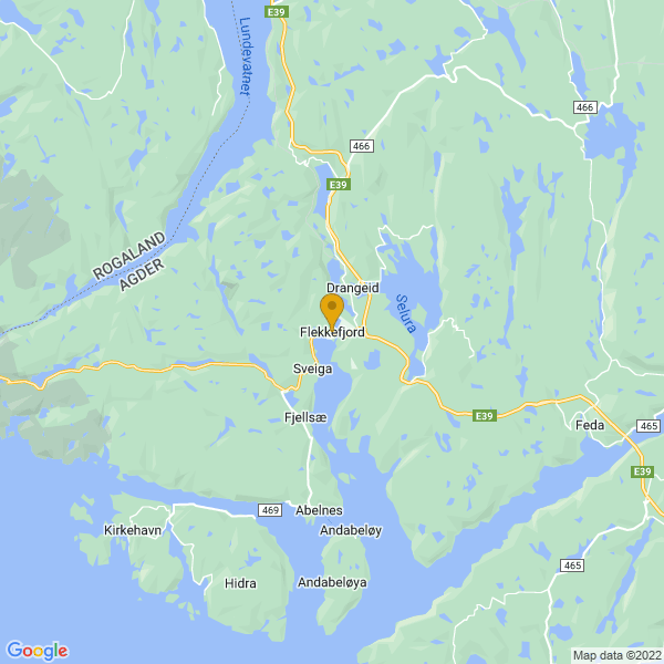 Google Map of 58.2971823,6.659980899999937