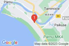 Google Map of Talonosa - Riia