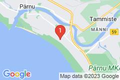 Google Map of Lomahuoneisto Studio Isabella
