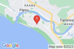 Google Map of Omakotitalo Karjamaa