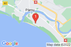 Google Map of Rivitalohuoneisto - Papli