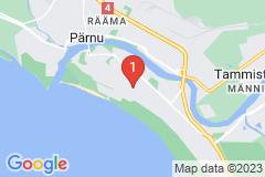 Google Map of Lomatalo - Karjamaa