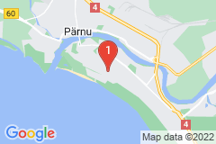 Google Map of Lomahuoneisto Emerald - Pardi