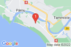 Google Map of Kaksio - Kooli