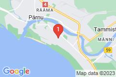 Google Map of Lomamökki SuurKuke
