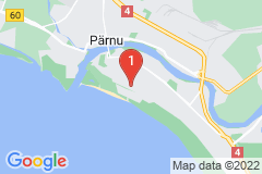 Google Map of Kaksio - Side