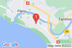 Google Map of Lomahuoneisto SuurKuke
