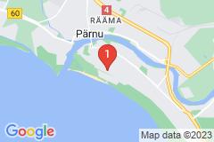 Google Map of Kaksio - Tammsaare