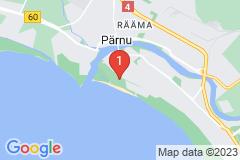 Google Map of Yksiö - Supeluse