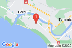 Google Map of Lomahuoneisto  Paju