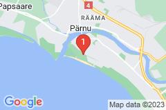 Google Map of Mökki - Supeluse
