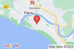 Google Map of Omakotitalo Aisa