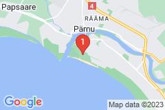 Google Map of Omakotitalo  - Suvituse