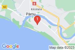 Google Map of Lomahuoneisto Kolmio Aisa