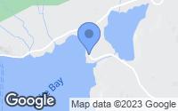 Map of Juneau, AK