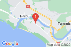 Google Map of Lomamökki Riia